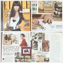 ELLE Thailand September Issue 2012
